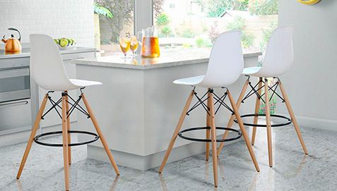 106cm You Can Put The Geneva Bar Stool In Any Home As We Offer A Variety Of Colors For To Choose One That Best Matches Your Interior Decor