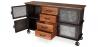 Buy Zuri Darwick wooden sideboard Steel 58581 at Privatefloor