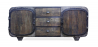 Buy Retro Industrial Vintage Style TV Cabinet - Grange & Co. - Wood Natural wood 54020 - in the EU