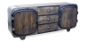 Buy Retro Industrial Vintage Style TV Cabinet - Grange & Co. - Wood Natural wood 54020 - prices