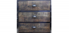 Buy Retro Industrial Vintage Style TV Cabinet - Grange & Co. - Wood Natural wood 54020 at Privatefloor