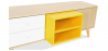 Buy TV unit sideboard Daven - Wood Yellow 59657 - prices