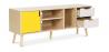 Buy TV unit sideboard Aren - Wood Yellow 59660 at Privatefloor