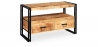 Buy Onawa vintage industrial style Tv unit Natural wood 58466 - in the EU