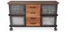 Buy Zuri Darwick wooden sideboard Steel 58581 - in the EU