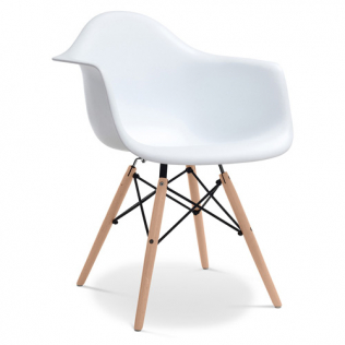 Buy Dawick Chair - Matt Black 99914501 - in the EU
