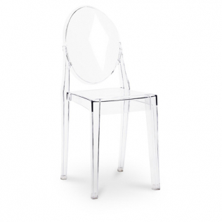 Buy Victoria Chair Transparent 16458 with a guarantee