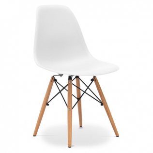 Buy Premium Deswick Chair White 99933172 at Privatefloor
