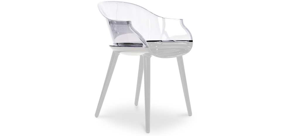 Buy Magis Design Chair Transparent 29577 - in the EU