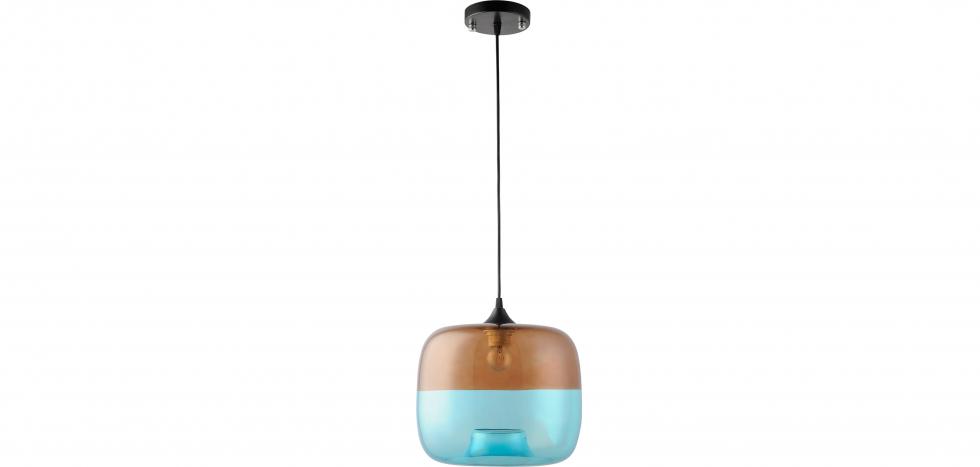 Buy Coffee Blue Lamp - Glass Blue 58259 - in the EU
