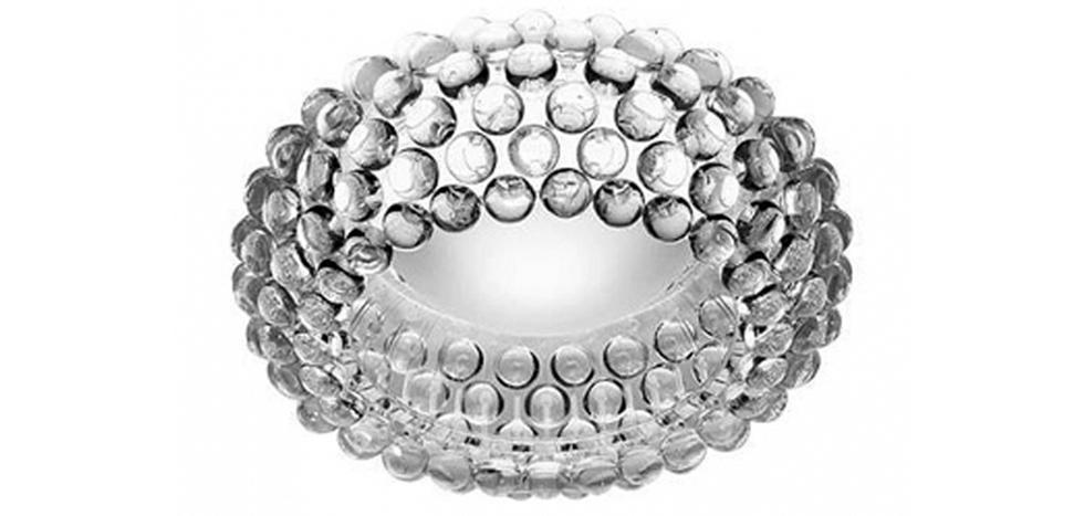 Buy Caboche Ceiling lamp 50cm Patricia Urquiola Style Transparent 58432 - in the EU