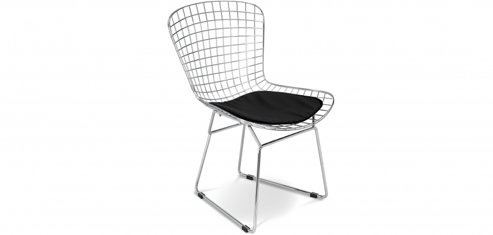 Buy Wire Chair Black 16450 - in the EU