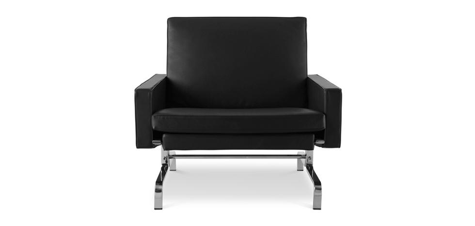 Buy PK31 Armchair Poul Kjærholm  Black 16758 - in the EU